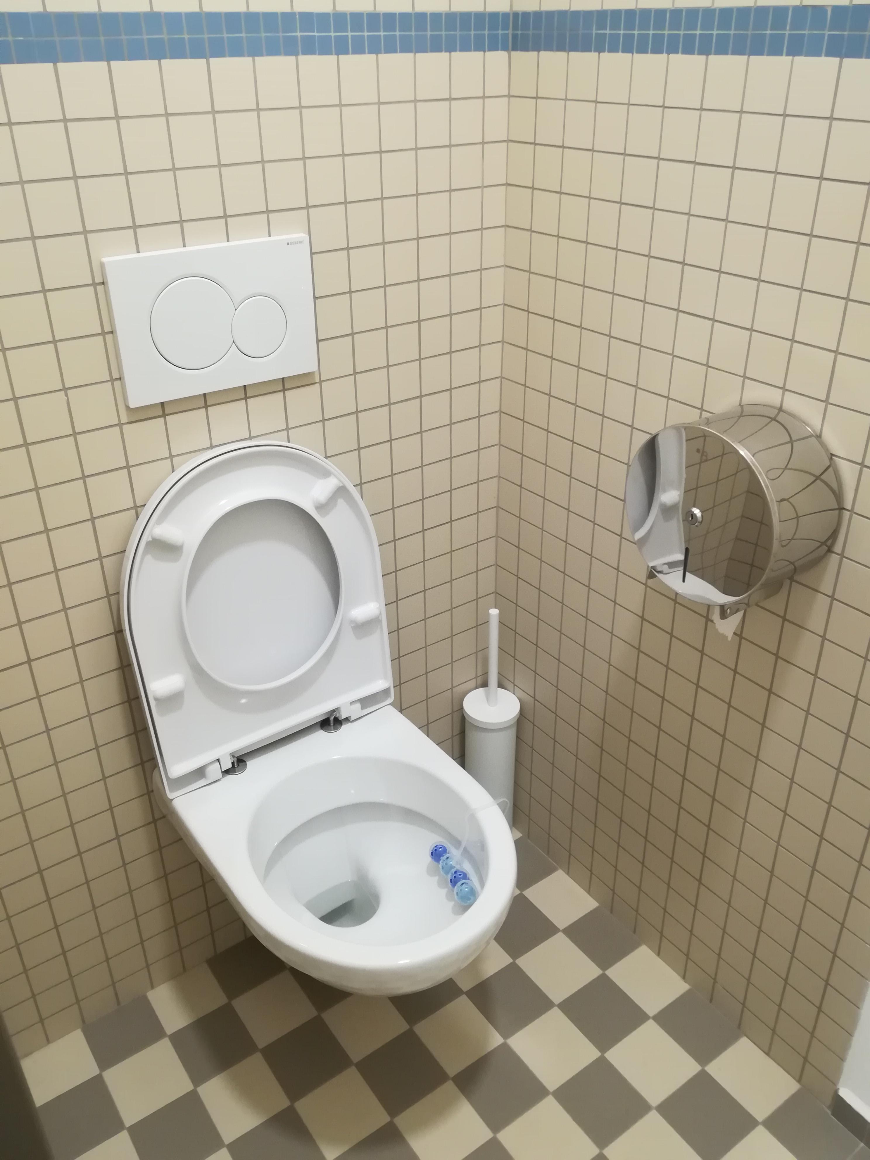 Toalety muži