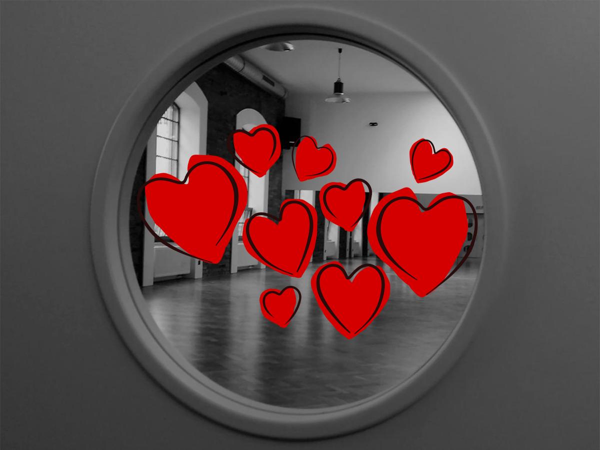 Valentýnská Tančírna
